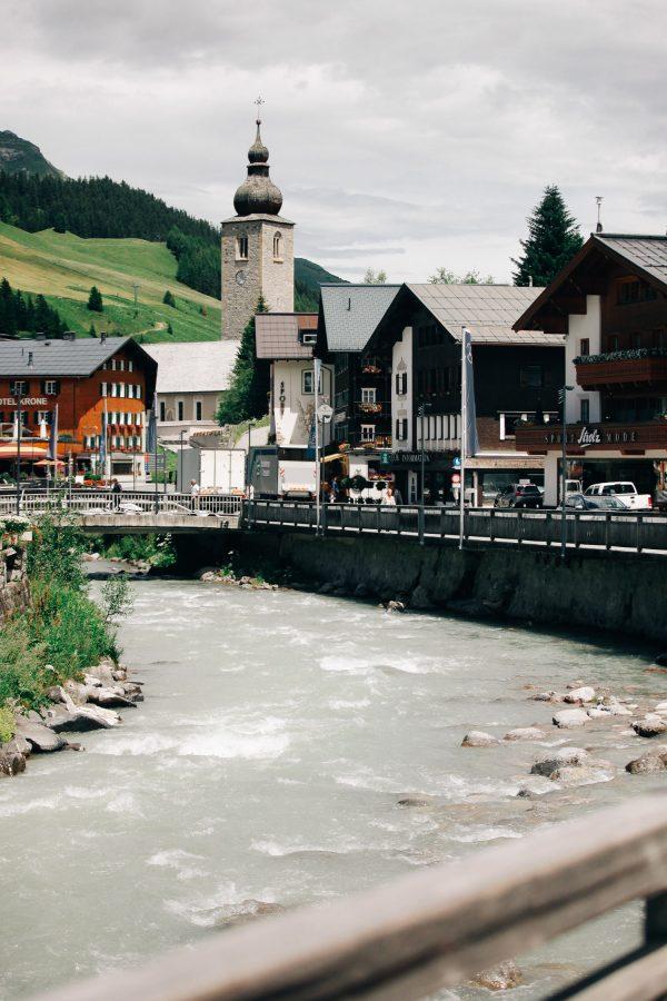 Lech am Arlberg Foto