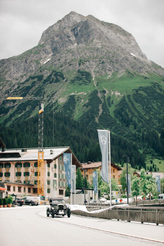 Lech am Arlberg Omeshorn