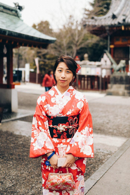 Tokio Geisha
