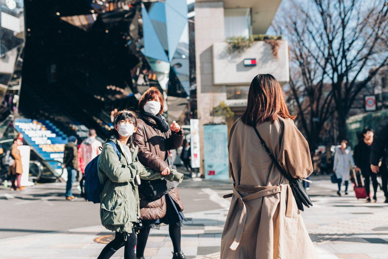 Street photography in Tokio