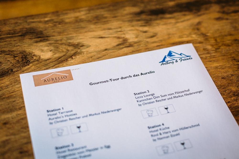 Hotel Aurelio Gourmet Tour
