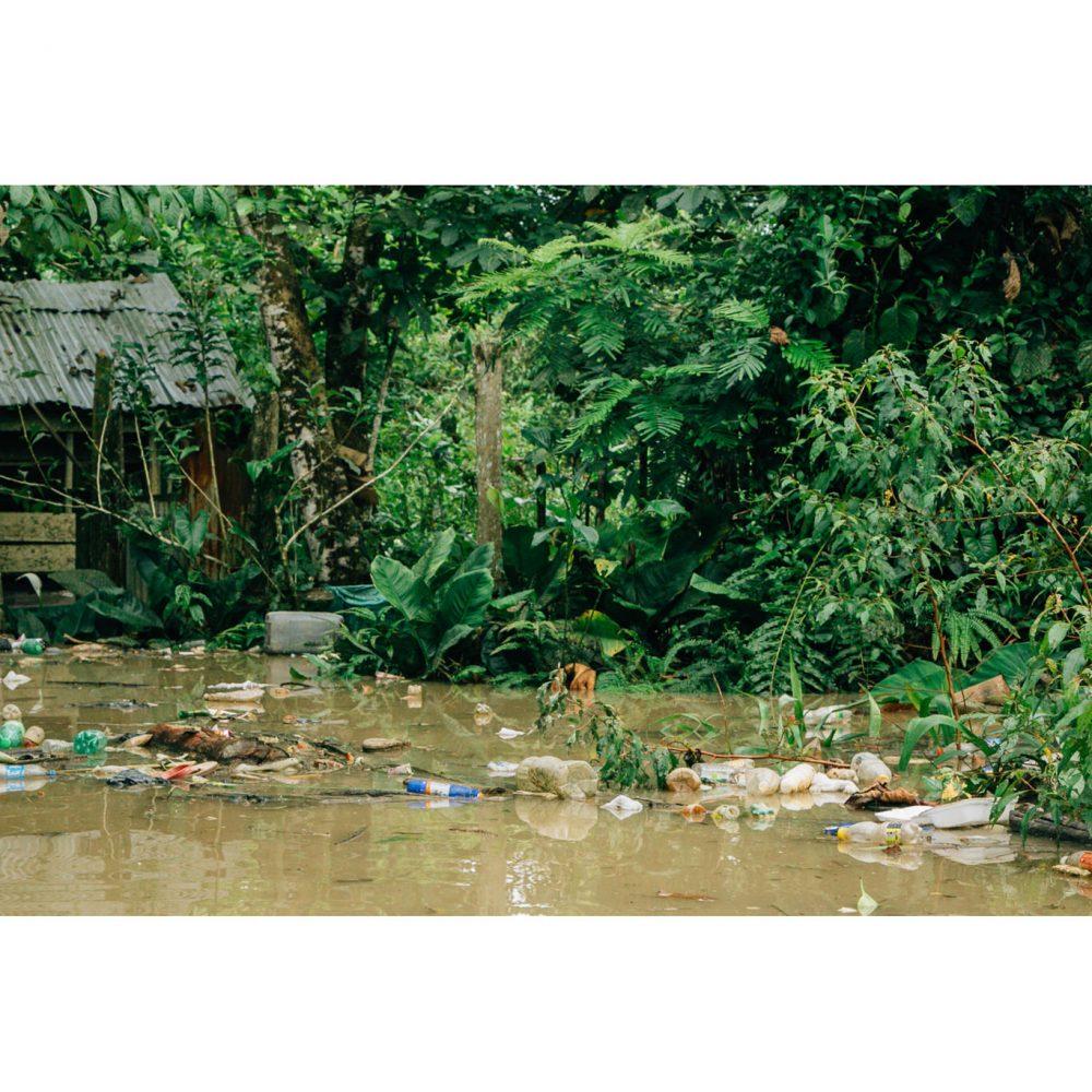 plastic verschmutzung