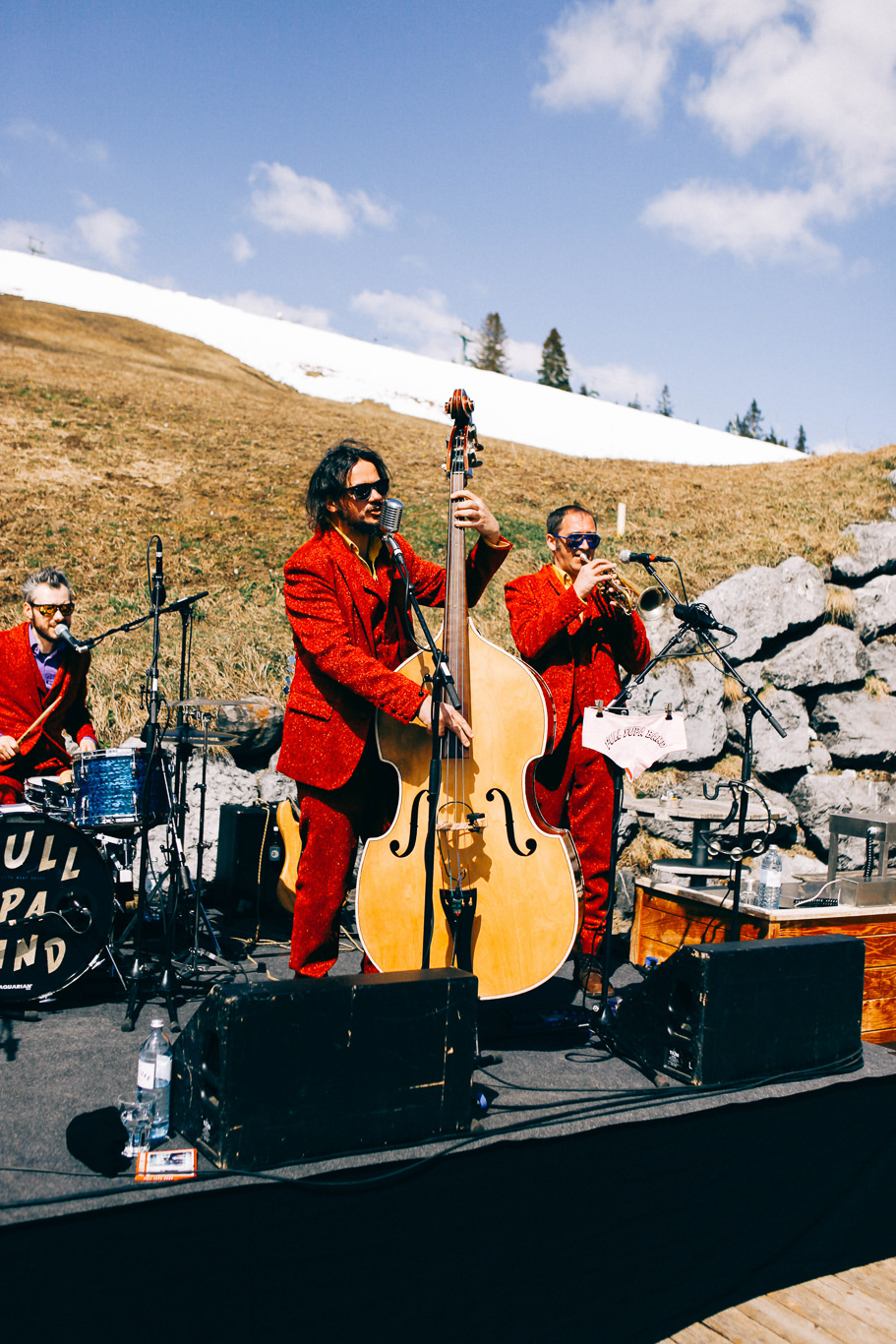 Tanzcafe am Arlberg Lech Rudalp