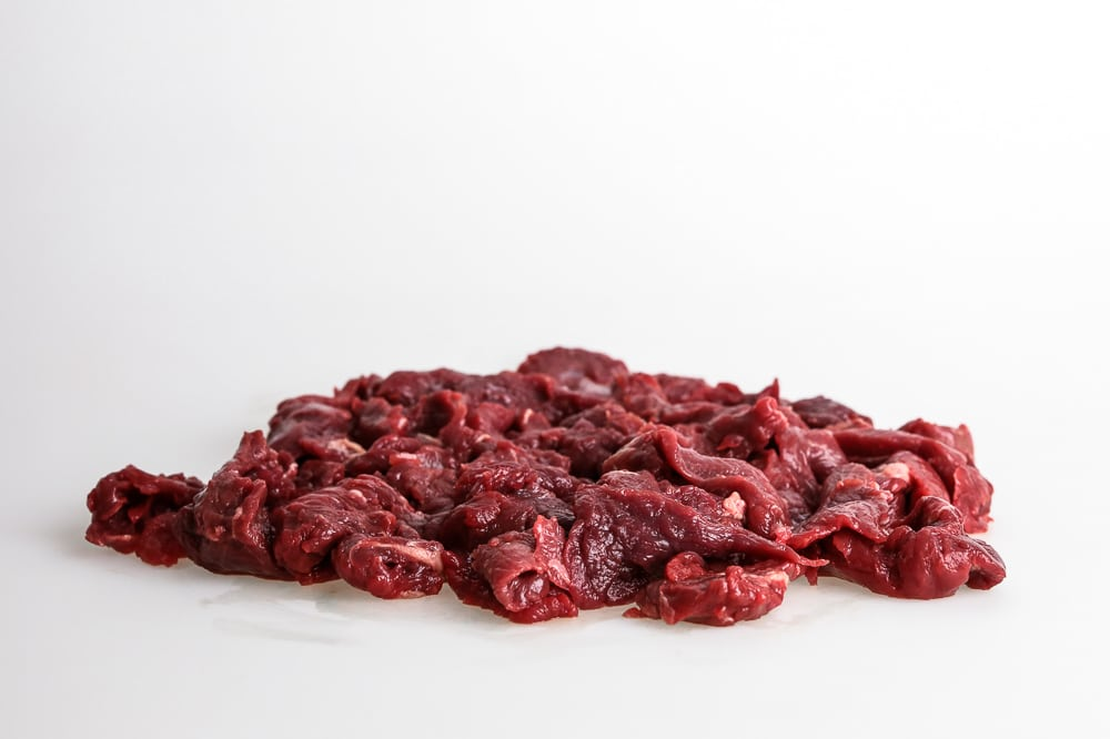 produktfotografie gulaschfleisch