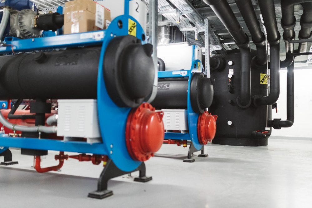 kühlsystem industrie
