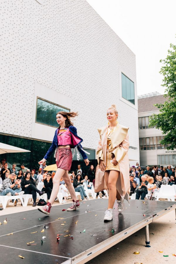 Young Art Festival Vorarlberg Fashion Show