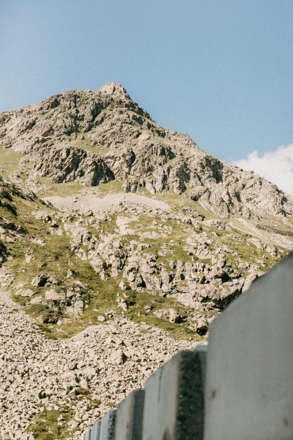 Schweiz Julier Pass