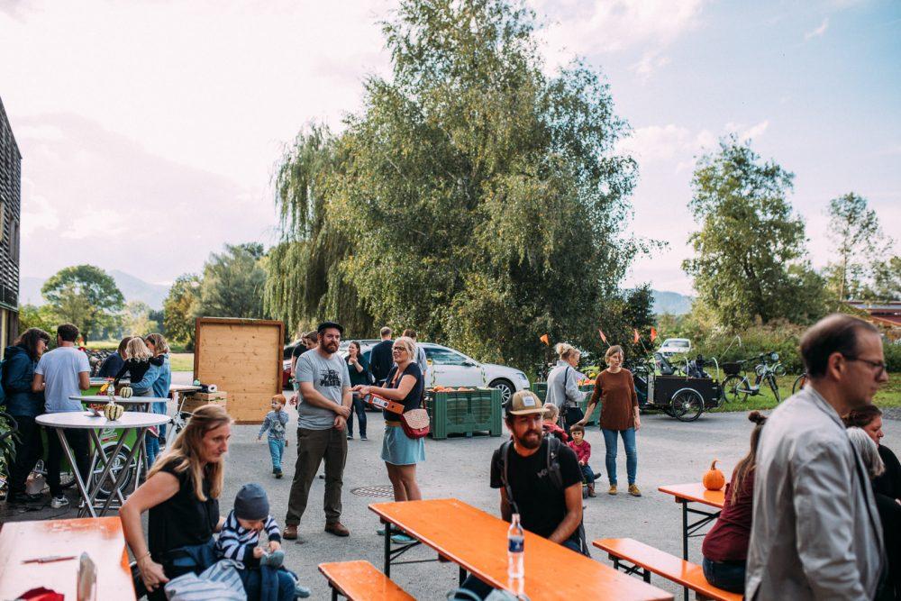 Vetterhof Fest Besucher