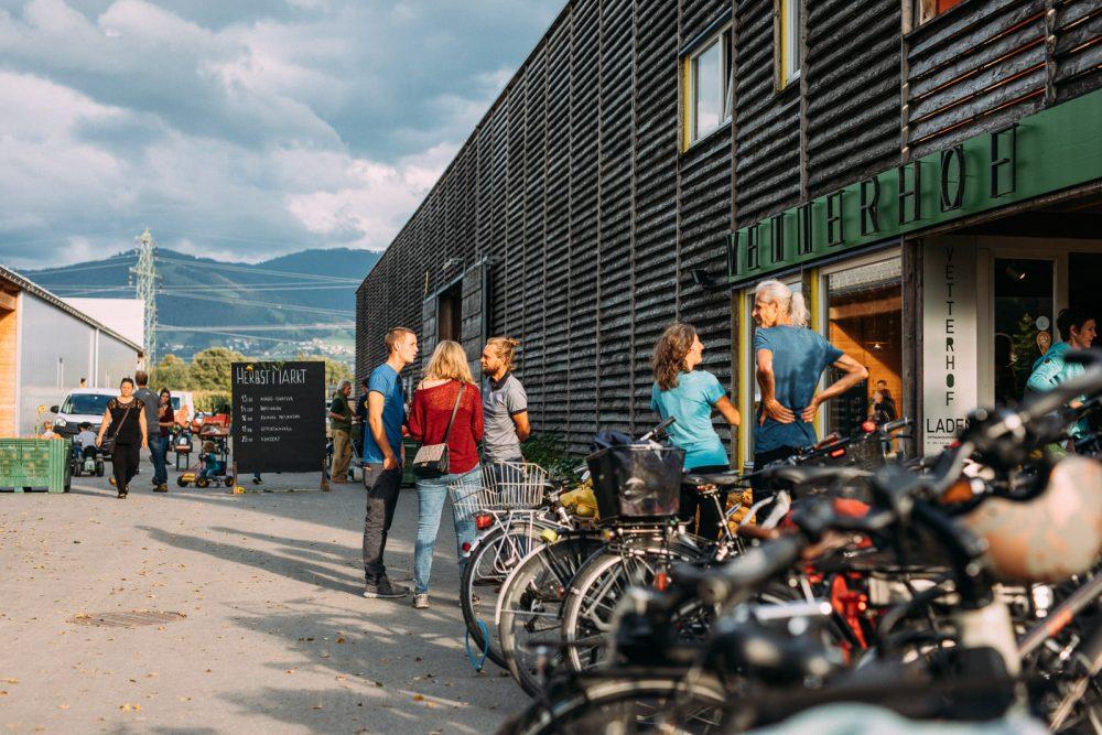 Vetterhof Besucher