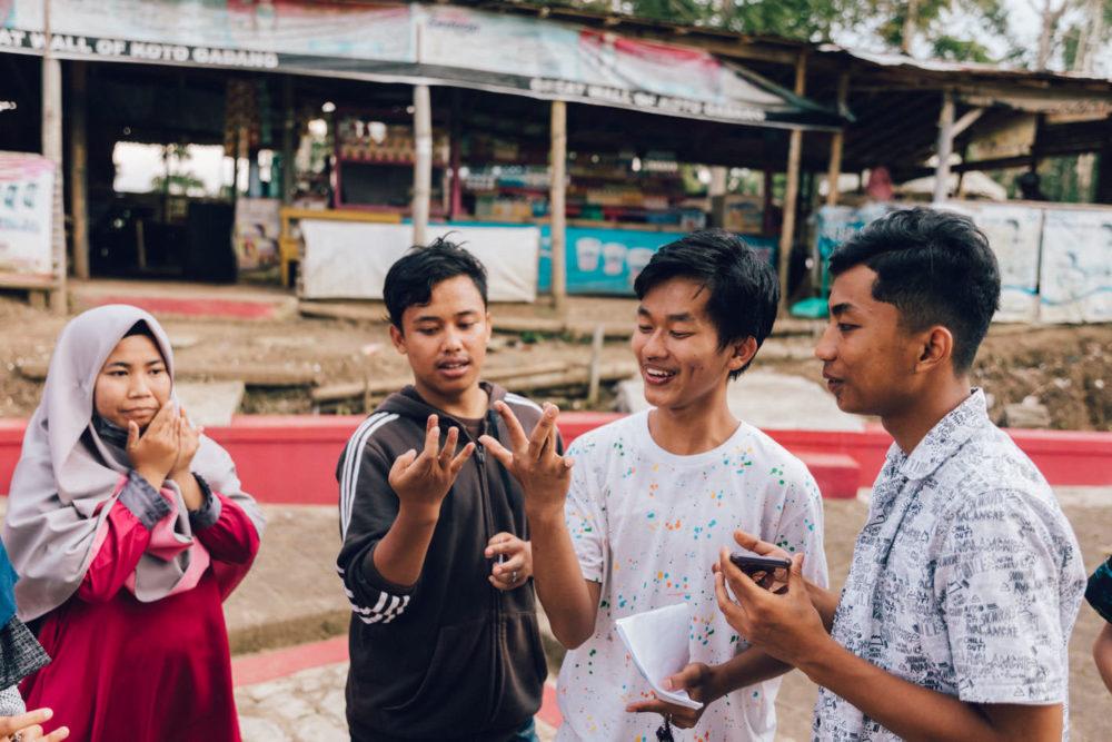 Bukittinggi students