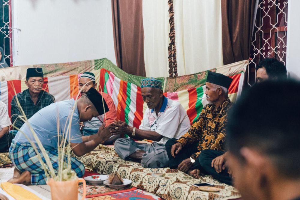 Hochzeitsbrauch Indonesien