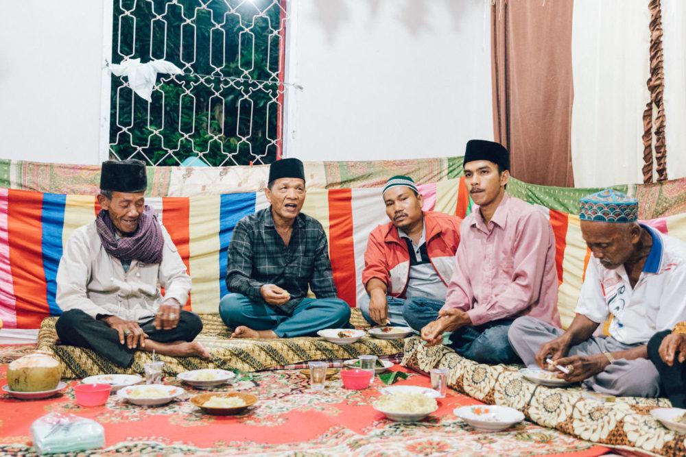 Minangkabau Hochzeitsbrauch