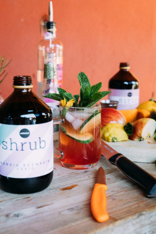 Shrub Cocktail